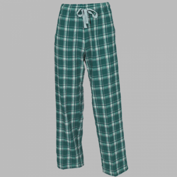 Boxercraft Hunter Heritage Plaid Unisex Flannel Pajama Pant