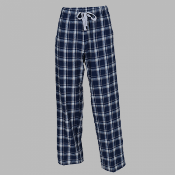 Boxercraft Navy Heritage Plaid Unisex Flannel Pajama Pant