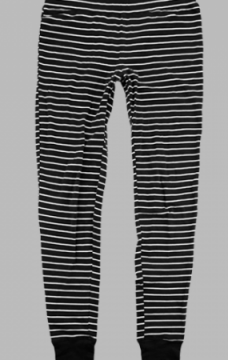 Boxercraft Black Stripe Lux Jogger