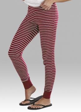 Boxercraft Garnet Stripe Lux Jogger