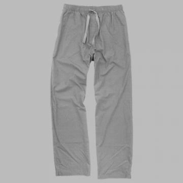 Boxercraft Men's Loungelite Braxton Grey Poplin Pajama Pant