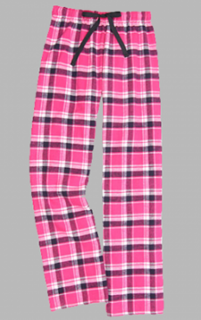 Boxercraft Manhattan Plaid Unisex Flannel Pajama Pant