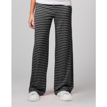 Boxercraft Women's Black Stripe Margo Loungepant