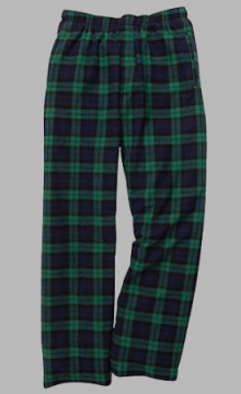 Boxercraft Men's Blackwatch Classic Flannel Pajama Pant