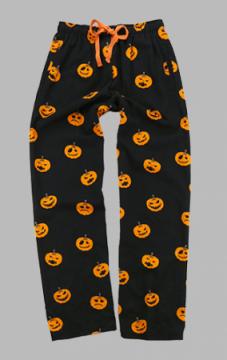 Boxercraft Pumpkin Unisex Flannel Pajama Pant