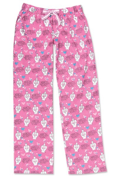 "Be As You Are ""Addicted to Love"" Pink Women's Pajama Pant"