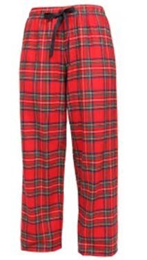 Boxercraft Stewart Plaid Traditional Flannel Pajama Pant