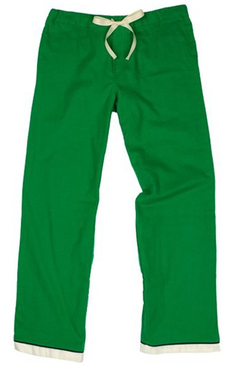 Daisy Alexander Classic Green Flannel Pajama Pant