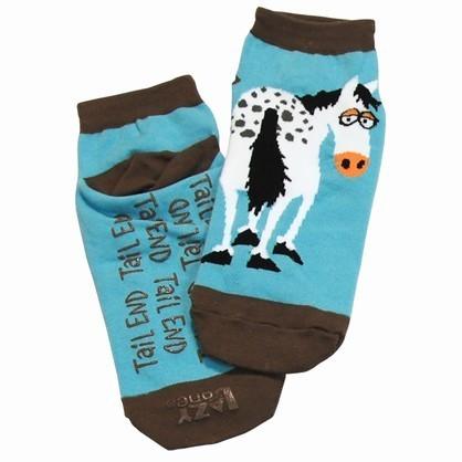"""Lazy One """"Tailend"""" Women's Slipper Sock"""