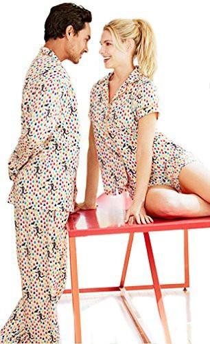 "Bedhead Women's ""Rainman"" Classic Stretch Pajama Shorts Set"