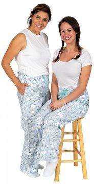 Daisy Alexander Very Sheepish Cotton Pajama Lounge Pant