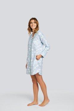 Daisy Alexander Very Sheepish Classic Cotton Nightshirt