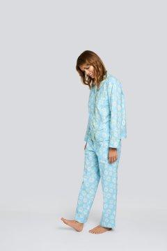 Daisy Alexander Oops-A-Daisy Classic Cotton Pajama Set