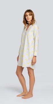 Daisy Alexander Rainy Day Classic Cotton Nightshirt