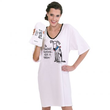 Emerson Street Be Yourself Nightshirt in a Bag