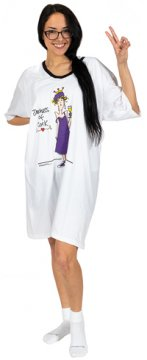 Emerson Street Duchess of Cork Nightshirt in a Bag