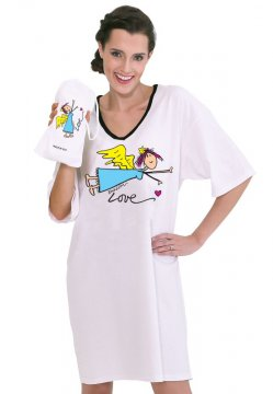 Emerson Street Love Nightshirt in a Bag