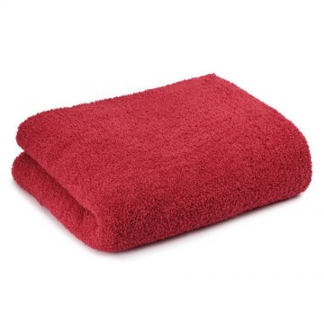 Kashwére Ruby Red Throw