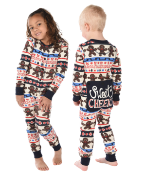 Lazy One Kids Unisex Sweet Cheeks FlapJack
