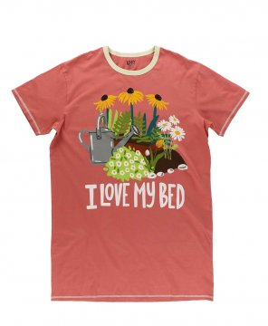Lazy One I Love My Bed Nightshirt