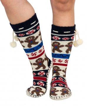 Lazy One Sweet Cheeks MukLuk Slipper Sock