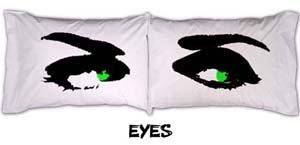 """""""Eyes"""" Pillowcase Set"""