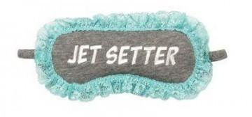 "PJ Salvage ""Jet Setter"" Eye Mask"