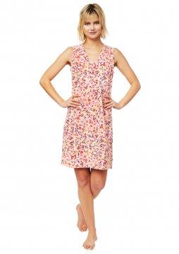 The Cat's Pajamas Women's Sunday Pima Knit Nightgown