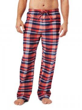 The Cat's Pajamas Men's Bar Harbor Pima Flannel Pant