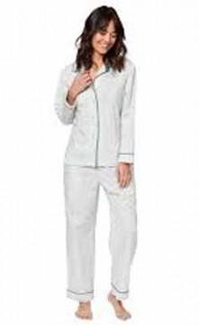 The Cat's Pajamas Women's Tour de France Luxe Pima Cotton Pajama Set