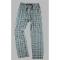 Boxercraft Green and Black Plaid Unisex Flannel Pajama Pant