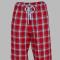 Boxercraft Red Heritage Plaid Unisex Flannel Pajama Pant