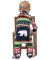 Lazy One Kids Unisex Sweater Bear FlapJack